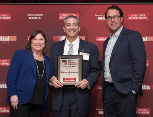 CEI Ranked #6 at South Florida Business Journal's FAST 50 Awards