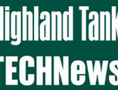 Highland Tank Featured One of Our Projects in Their 'TECHNews'