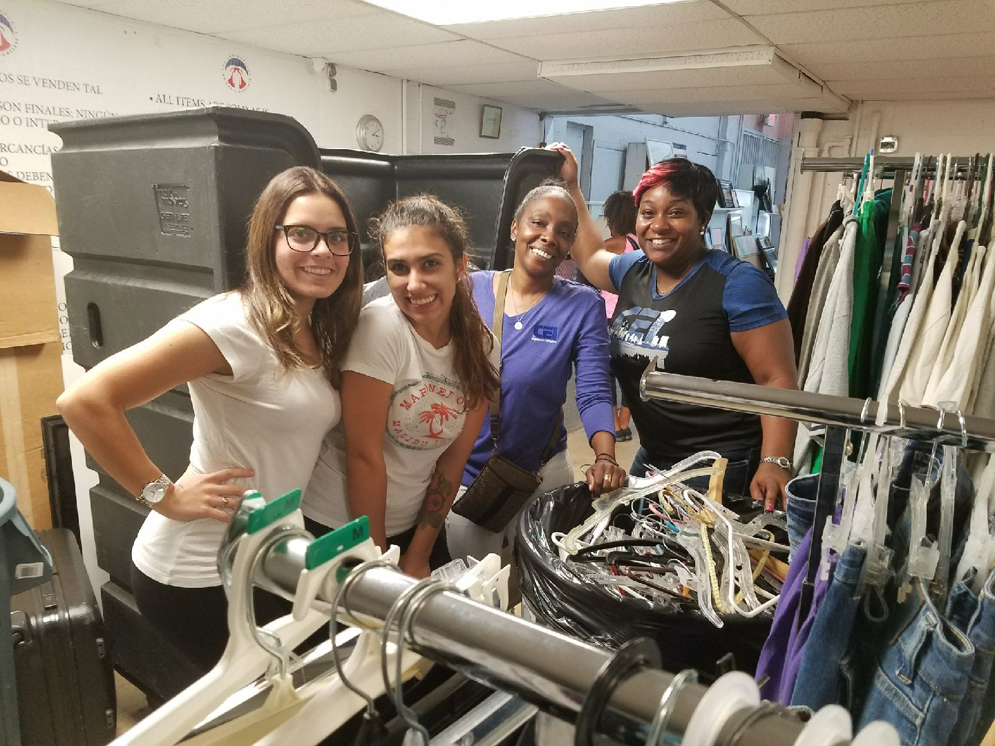 Volunteering with the Miami Rescue Mission | CEI