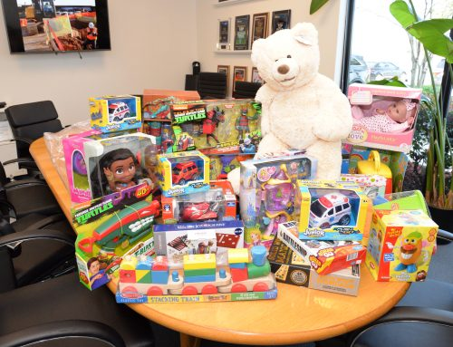 CEI 2017 Toy Drive