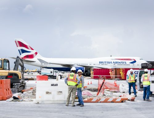 New Contract – Taxiway RST Rehabilitation, Extension, and Relocation Project at MIA