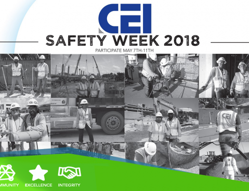 Safety Week 2018