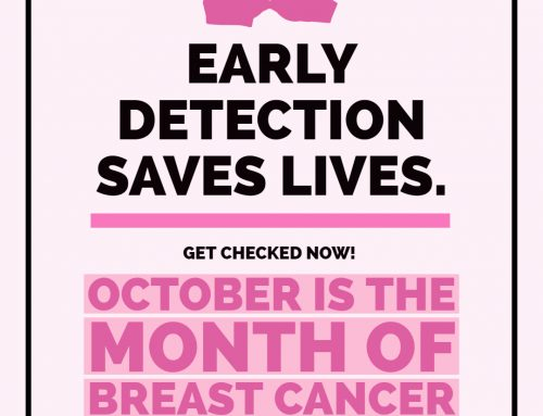 Breast Cancer Awareness Month – We're Stronger Together Join Us