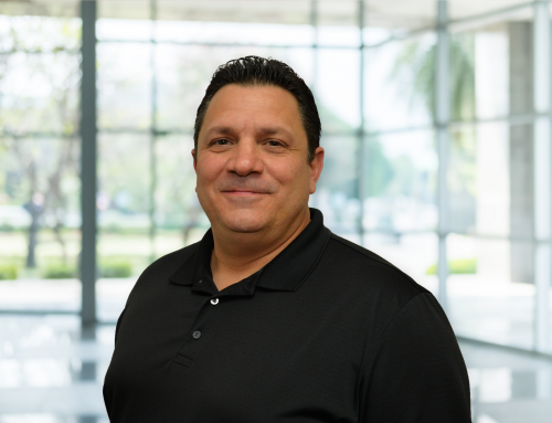 Welcome to CEI, Jeff Ameiorsano