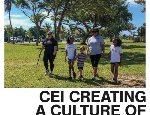 CEI Creating a Culture of Volunteerism