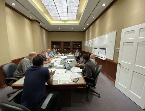 Starting 2020 with a Pull Planning Meeting | MIA Cargo Fuel Tender Facility Relocation Project