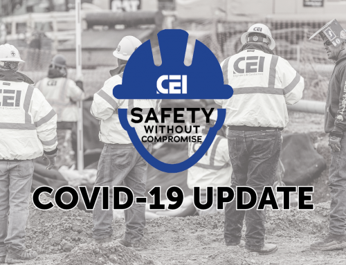 A Health & Safety Update from CEI