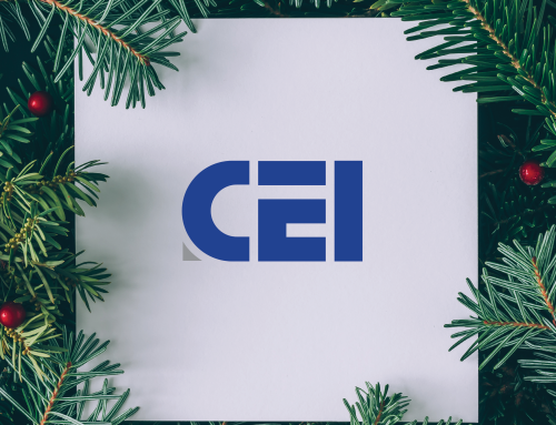 Happy Holidays from CEI