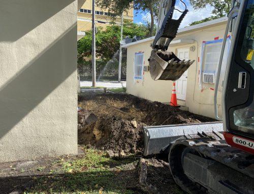 Neighbors helping neighbors – Environmental Project